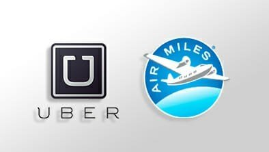 New Uber Customers Get 100 Bonus AIR MILES