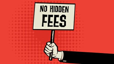 Avoid hidden currency exchange rate fees and save big