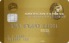 American Expres Air Miles Gold Business