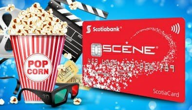 See the Hottest Summer Blockbusters for FREE with the Scotiabank SCENE Visa Card