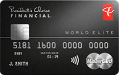 President's Choice Financial World MasterCard
