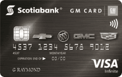 Scotia GM Visa Infinite