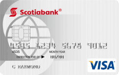 Scotiabank no-fee Value Visa Card
