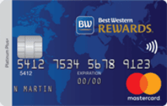 MBNA Best Western Rewards Credit Card