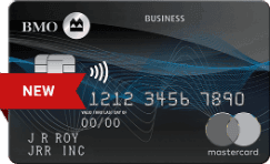 BMO Small Business Rewards Mastercard
