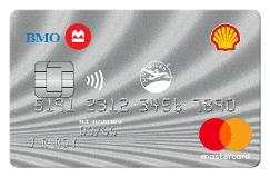 BMO Shell Air Miles Mastercard