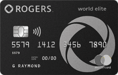 Rogers World Elite Mastercard