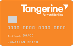 tangerine savings