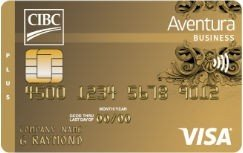 CIBC Aventura Visa Card for Business Plus