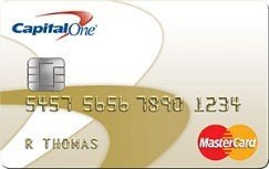 Capital One Guaranteed Mastercard