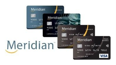 Meridian Credit Cards