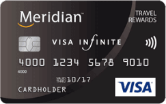 Meridian Infinite Travel Rewards