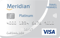 Meridian Platinum Travel Rewards Card