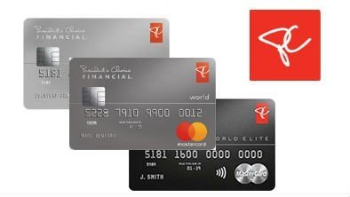 PC Financial Credit Cards