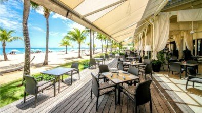 Marriott Bonvoy card Courtyard Isla Verde Beach Resort