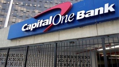 What should Capital One Canada customers do to protect their data